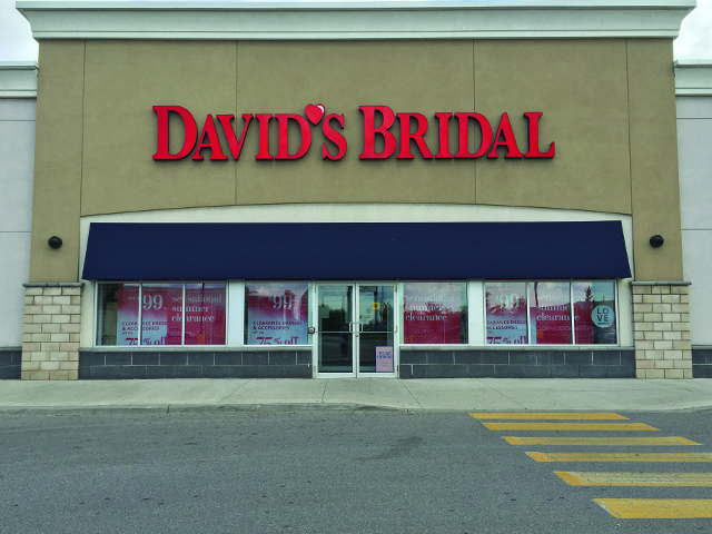 David's Bridal Scarborough, ON