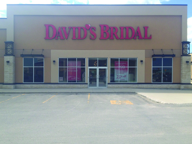 David's Bridal Winnipeg, MB