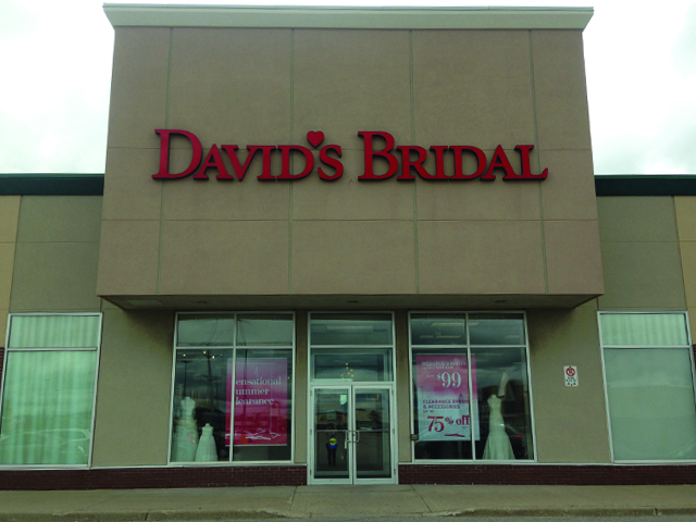 David's Bridal Cambridge, ON