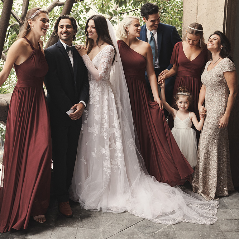 Wedding Gown Stores Nyc: Wedding Dresses, Bridesmaid Dresses, Gowns