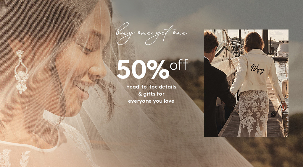 buy one, get one 50% off - shoes, accessories, gifts and accessories