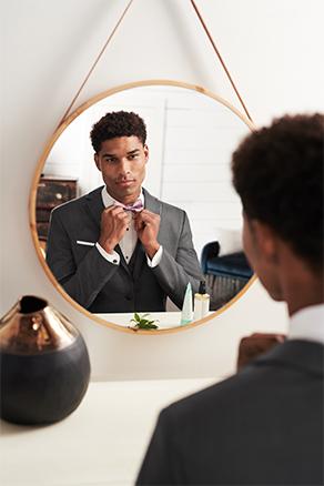 Men\'s Tuxedos: Wedding & Black Tie | David\'s Bridal