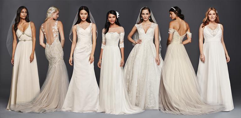 David S Bridal Wedding Gowns: Wedding Dresses & Bridal Gowns