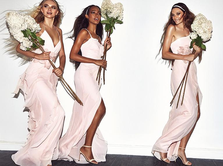 David S Bridal Wedding Gowns: Bridesmaid Dresses & Gowns (100+ Colors)