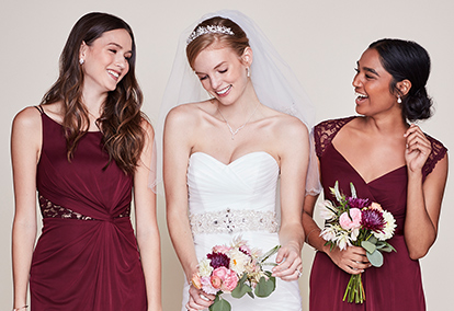 Accessorizing Your Bridal Party