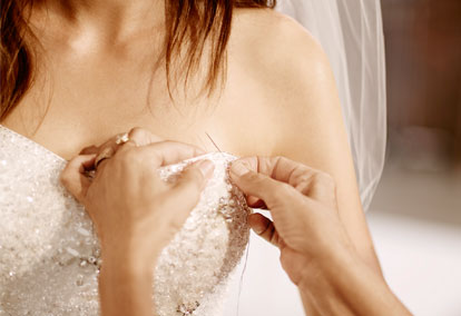 Alterations 101 by David's Bridal