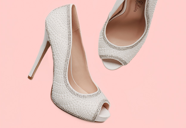 5 Shoes Every Bride Needs