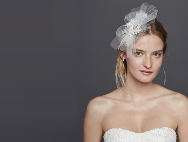 Blushers | David's Bridal Hair Accessories