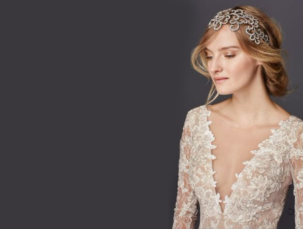 Headbands | David's Bridal Hair Accessories