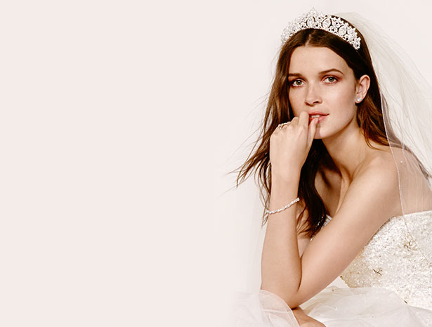 Tiaras | David's Bridal Hair Accessories