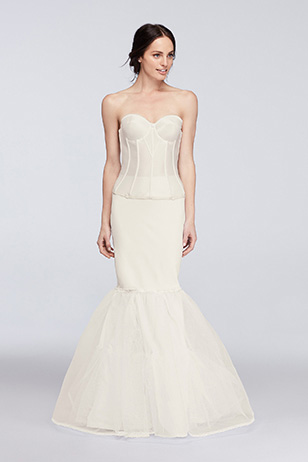 A-Line Wedding Dress: Solution