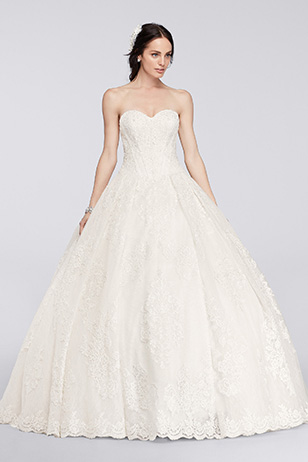 Ball Gown Wedding Dress: After