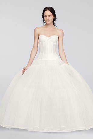 Ball Gown Wedding Dress: Solution